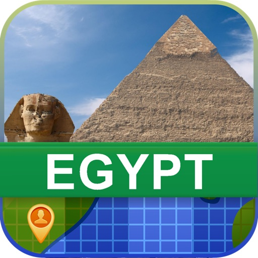 Offline Egypt Map - World Offline Maps