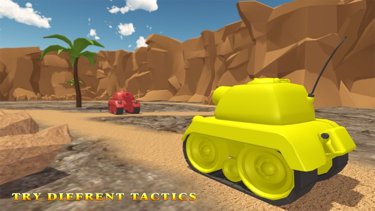 Block Tank War – World of Tiny Hero