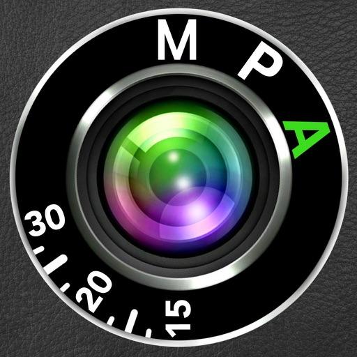 Cam Control - Manually control your camera iOS App