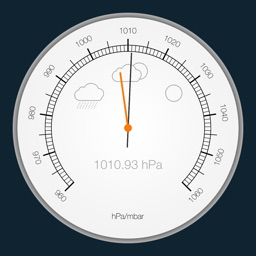 Barometer & Altimeter for iPhone/iPad