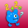 Easy Monster Math Master : Addition and Subtraction Free Game