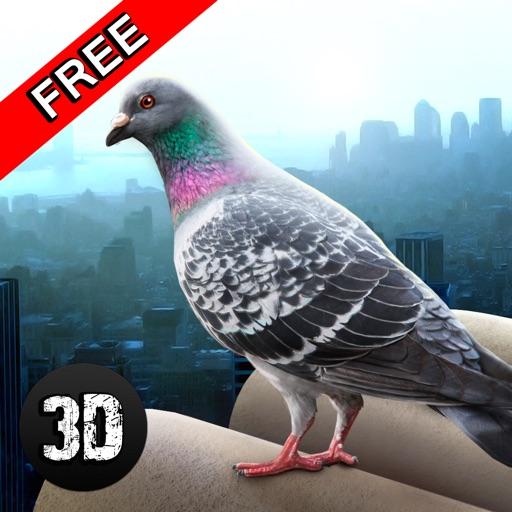 City Pigeon Simulator 3D iOS App