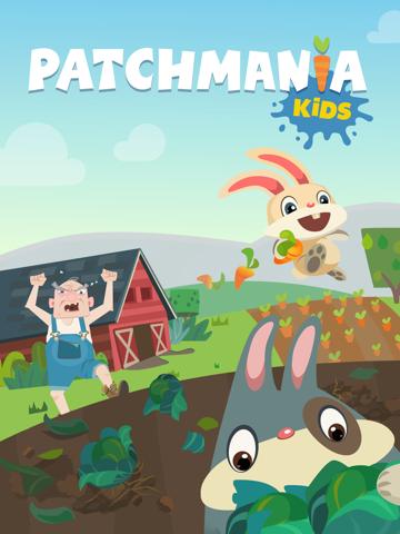 Patchmania KIDS - ウサギさんの仕返しパズル!のおすすめ画像5