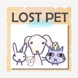Missing Pet ~for found lost cat or lost dog