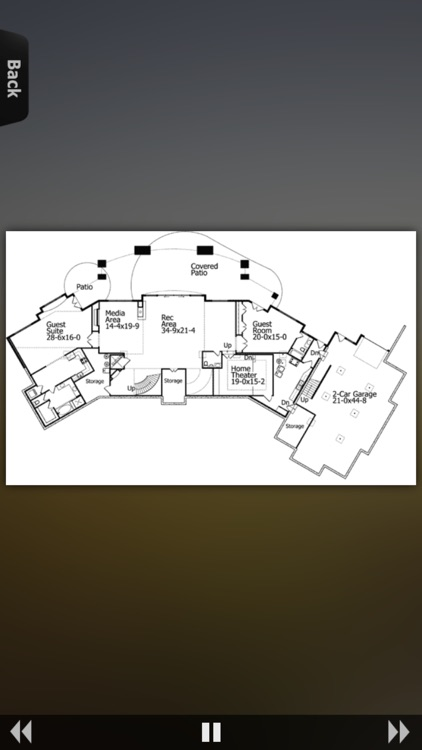 House Plans - Mountain screenshot-1