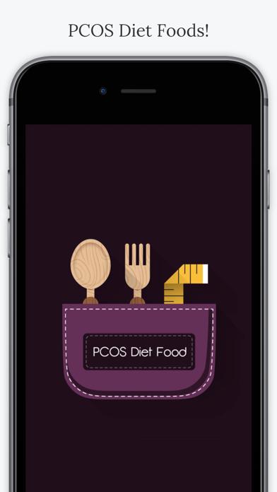 PCOS Diet Foodsのおすすめ画像1