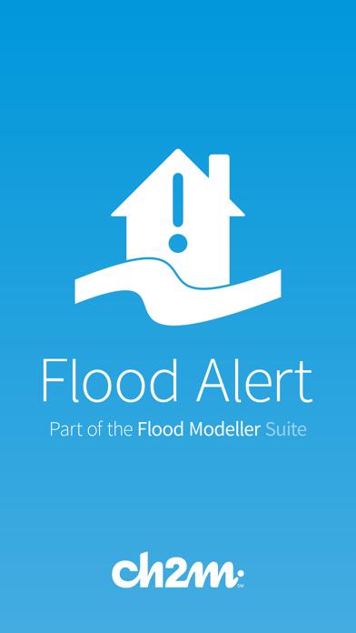 Flood Alert screenshot one