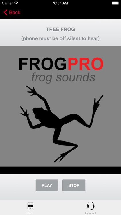Frog Sounds & Frog Calls - BLUETOOTH COMPATIBLE