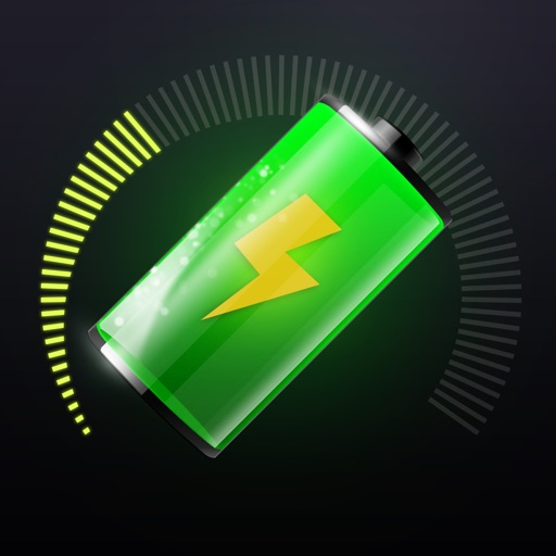 Battery Usage - Quick scan battery life Pro+ iOS App