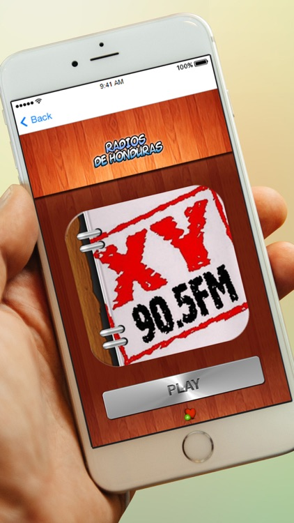 Radios de Honduras y Emisoras Gratis AM FM screenshot-4