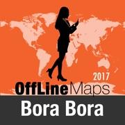 Bora Bora 离线地图和旅行指南