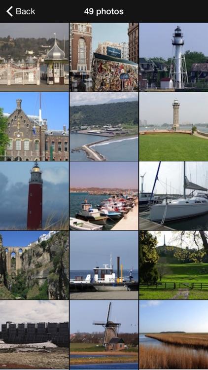 Texel Island Offline Map Travel Explorer