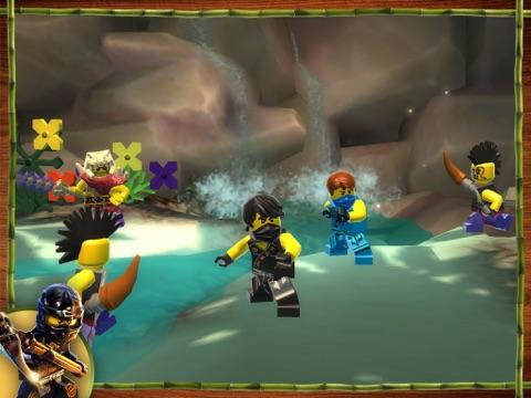 LEGO® Ninjago™: Тень Ронина на iPad