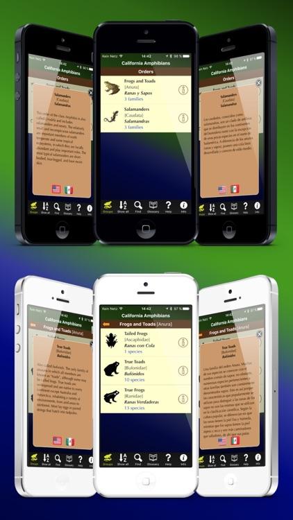 California Amphibians - Guide to Common Species screenshot-3