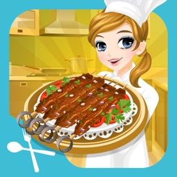 Tessa's Kebab – learn how to bake your kebab in this cooking game for kids