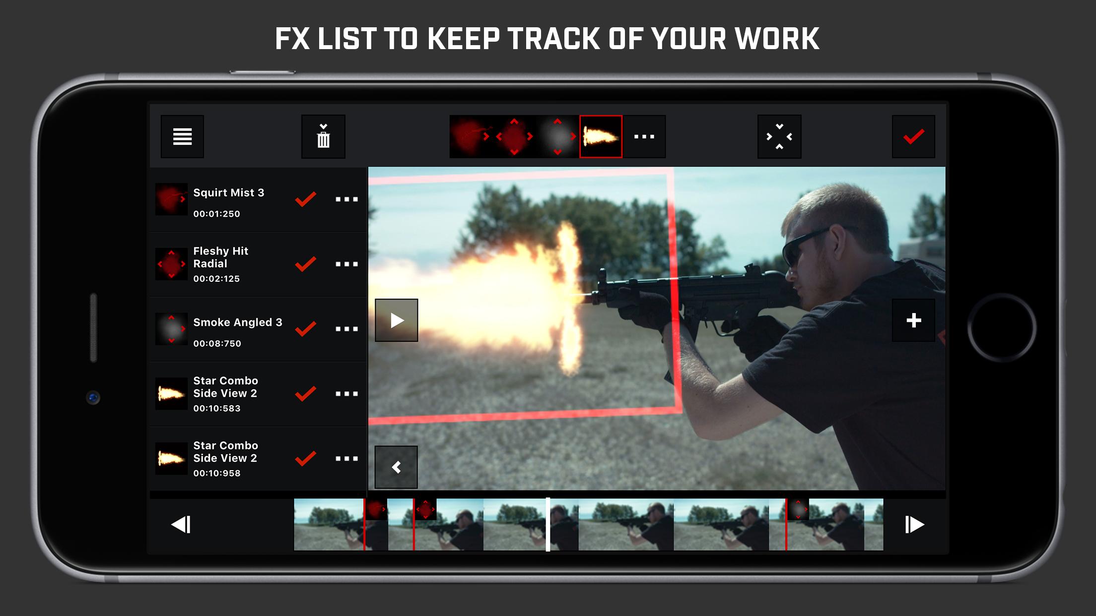 Gun Movie FX Screenshot