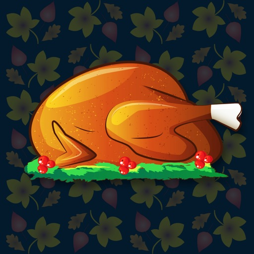 Celebrate Thanksgiving Stickers