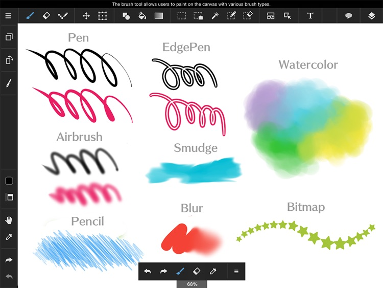 MediBang Paint for iPad screenshot-1