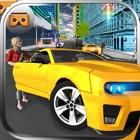 VR такси Simulator Driver icon