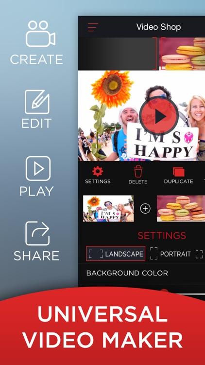 Replay - Best video slideshow creator