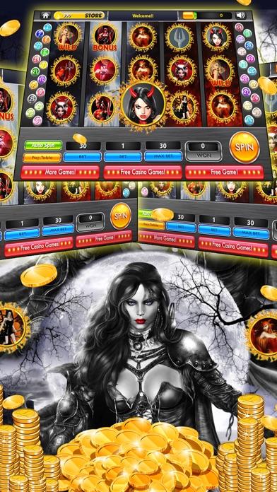 Bad Girl Slot Machines – Good Casino game screenshot one