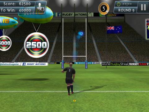 Rugby Kicks 2のおすすめ画像1