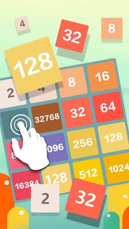 2048日本語版 - 数字パズルゲーム 人気2048