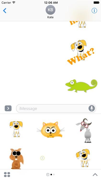 Dookie Dog Stickers screenshot-4