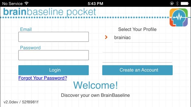 BrainBaseline screenshot-3