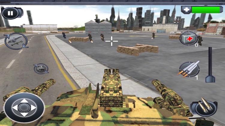 Gunners Battle City
