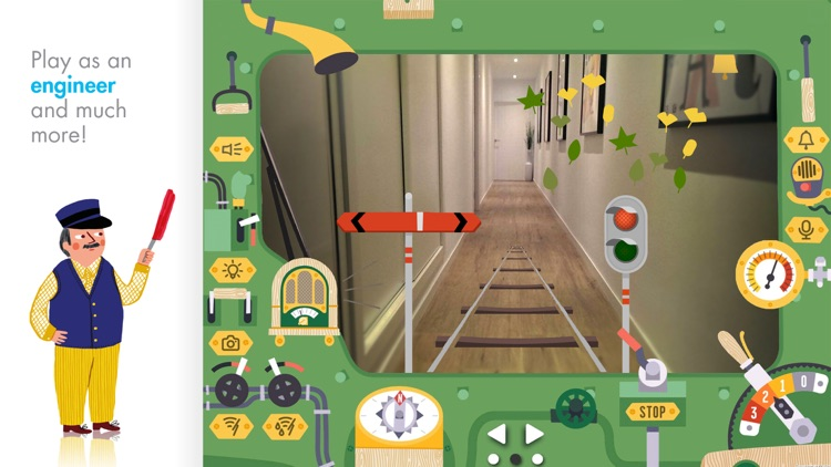 DADA Trains screenshot-4
