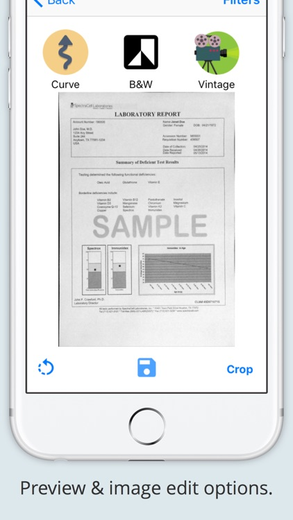 PDF Scanner. screenshot-3
