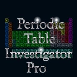 Periodic Table Investigator Pro