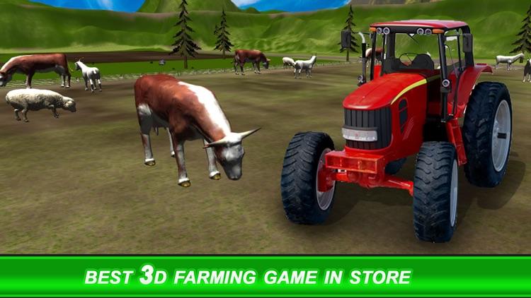 Harvest Season 2016 : Grass Roots Farming Business screenshot-4