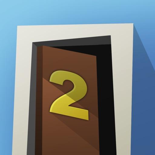 бежать Room2: Немедленно комнаты & двери