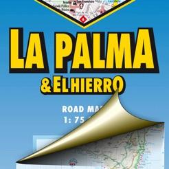 La Palma El Hierro Road map on the App Store
