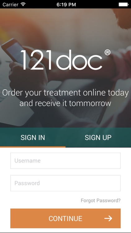121doc - The Online Clinic App screenshot-4