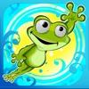 Froggy Splash - iPhoneアプリ