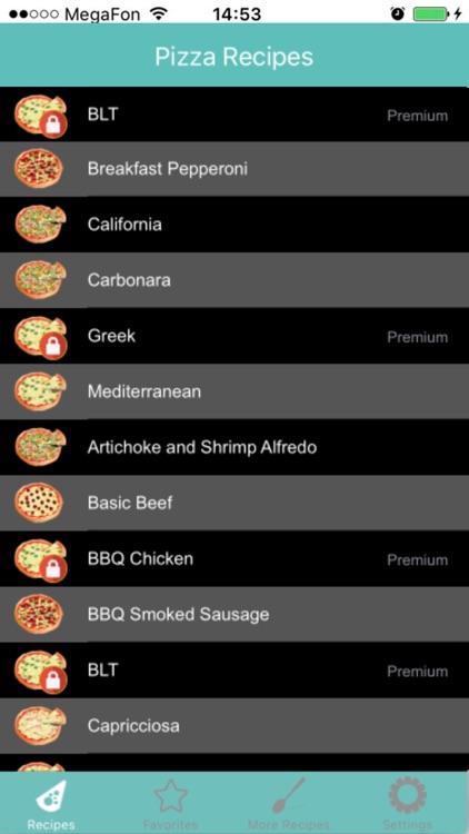 Tasty Pizza Recipes - Best Pizza Recipes