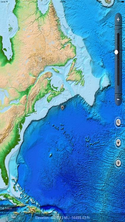 Terrain Maps of World screenshot-4