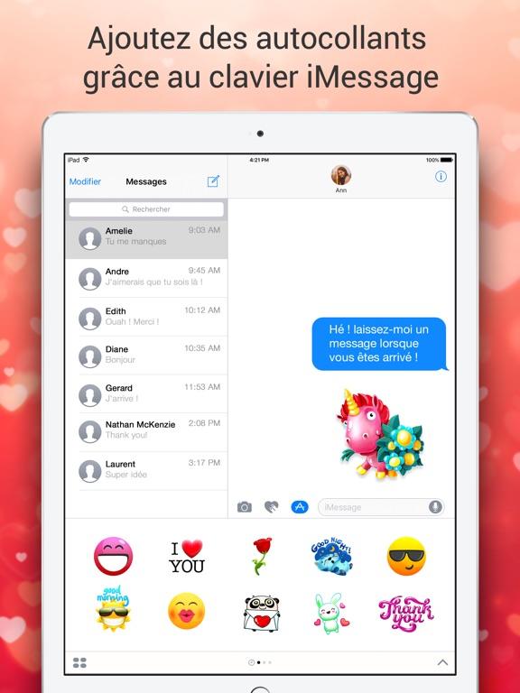Screenshot #6 pour Clavier Emoji pour Moi - Emojis & émoticônes