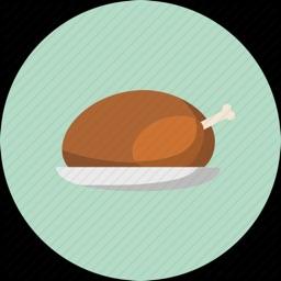 Thanks Giving Turkey Sticker Pack