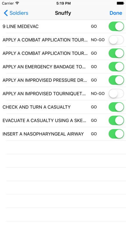 Army Combat Lifesaver CLS screenshot-1