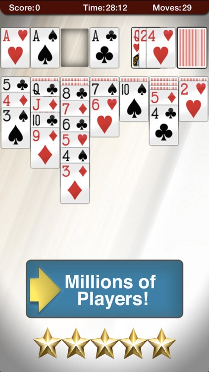 Solitaire 2.0 -Play the Classic Card Game