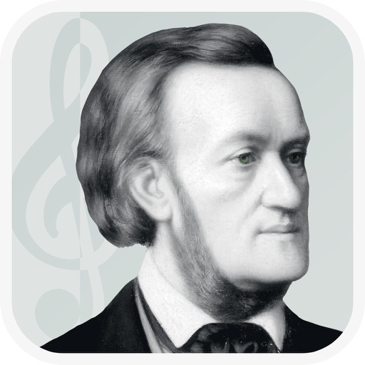Richard Wagner - Classical Music icon