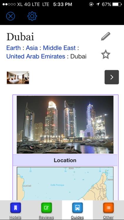 Hotels in Dubai, UAE+ screenshot-3
