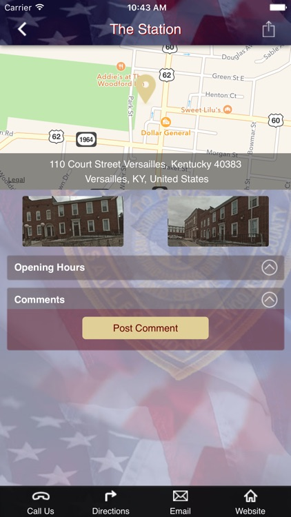 Versailles, KY Police Department by Mobile Life Solutions,LLC