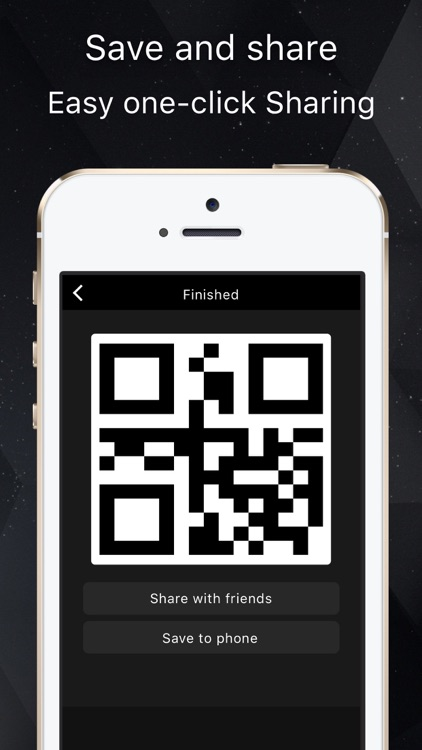 Simple QR Code Pro - Quick QR Code and Barcode Reader & Generator screenshot-4