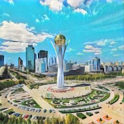 Astana Audio Guide