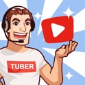 Tube Simulator - Idle Video Tycoon Clicker Games icon